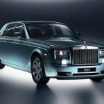 Rolls Royce Phantom 102EX - Battery Electric Powered Luxury Car