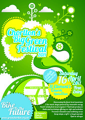 Big Green Festival Cholton Manchester 2012