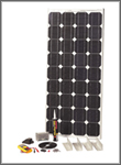Solar Motor Home and Boat Kit 80 w