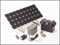 Solar Power Station 80 watt