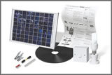 Solar Powered Lighting Kits