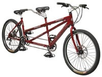 Barracuda California 26 inch Tandem Bike