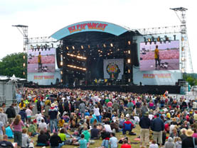 Isle of Wight Music Festival Goes Green and Eco