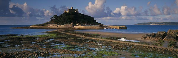 National Trust St Michael's Mount Cornwall