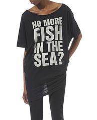Project Ocean Organic Cotton Oversize T-Shirts