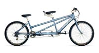 Viking Salerno Aluminium 24 Speed Mountain Bike Tandem