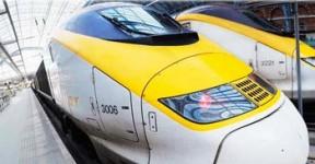 Eurostar Trains