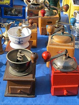 French Flea Markets