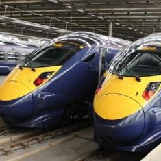 High Speed Two Trains HS2