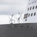 World's first wind powered ferry from Stena Line