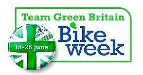 Team Green Great Britain Bike Week