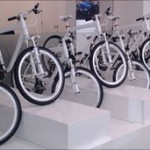 BMW will use bicycles at the London Olympics