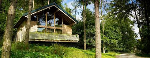 Forest Holiday Keldy Cabins