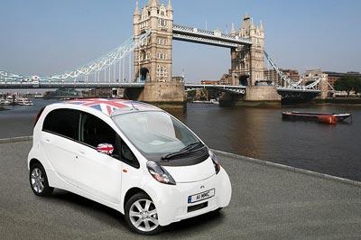 London Green Motoring EV