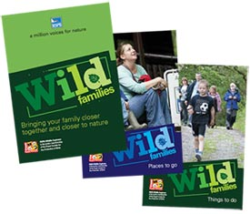 RSPB Wild Families Pack