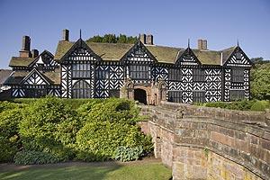 Speke Hall Merseyside National Trust