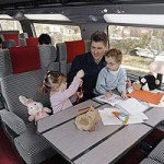 Go first class by train in France with 75% Rail Europe discounts