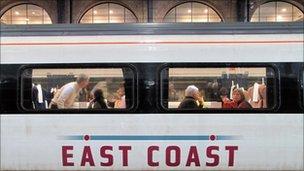 East Coast Rail