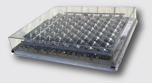 Google EnFocus Solar Panel Skylight