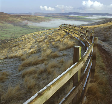 National Trust Walks Mam Tor Edale Peak District National Park Derbyshire