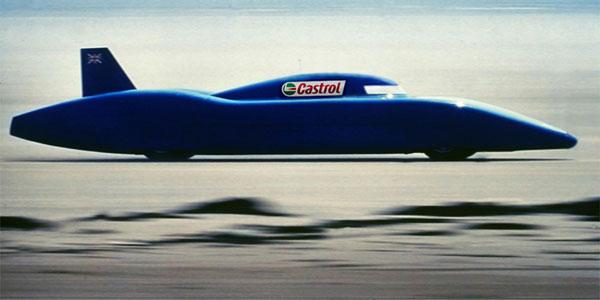 Bluebird Electric Car
