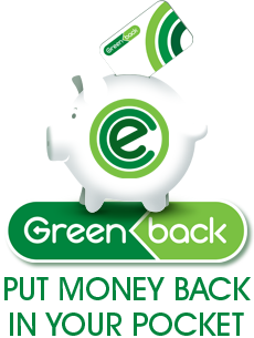 Greenback Card Eco Island