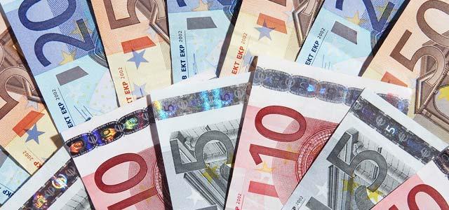 InterRail Kit Euro Money
