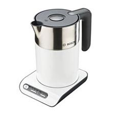 Bosh Styline White Kettle TWK8631GB