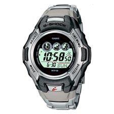 Casio MTG-930DU-8VER Solar Powered Mens Watch