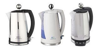 Energy Saving Eco Kettles