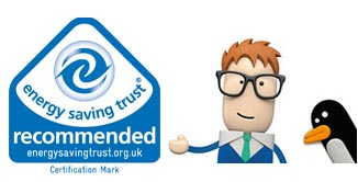 Energy Saving Trust Recommended Products