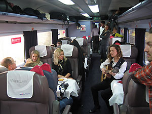Group Train Tickets