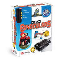 Kids Field Binoculars Interplay UK My Living World from Amazon