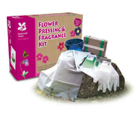National Trust Flower Pressing and Fragrance Kit from Ethical Superstore