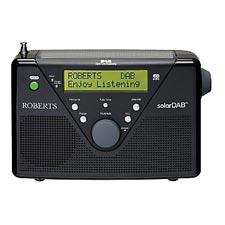 Roberts Solar DAB 2 Digital Solar Radio