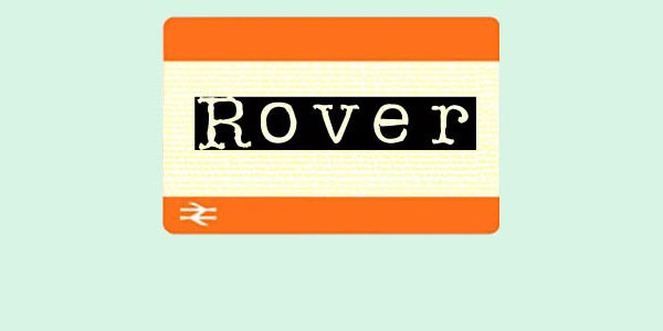 Rail-Rover-Ticket
