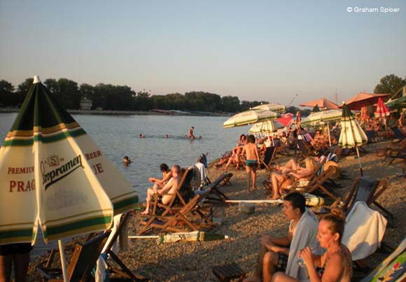 Belgrade City Beach