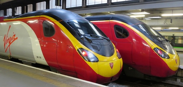 Virgin Trains promo code