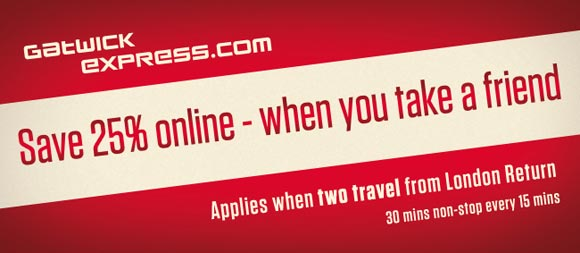 Gatwick Express Web Duo Anytime