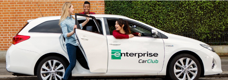 Enterprise Car Club Promo Code