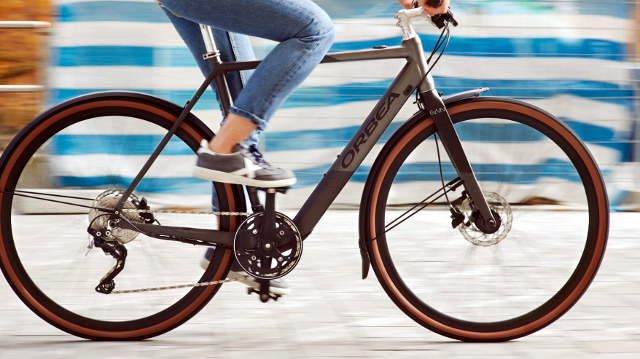 Pure Electric Bikes