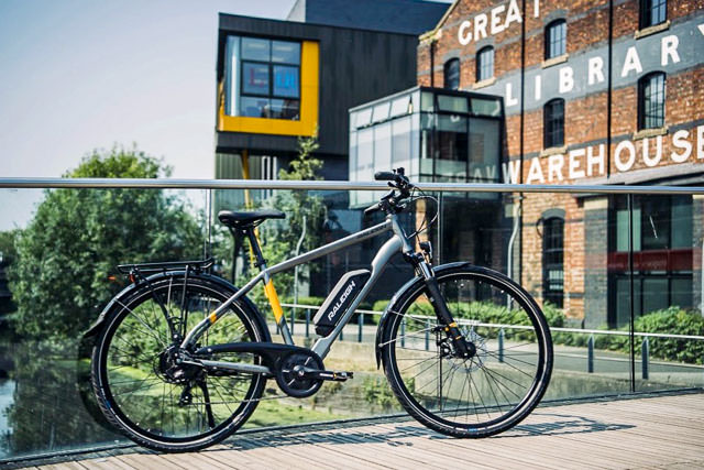 Pure Electric - Raleigh Electric Hybrid Bikes