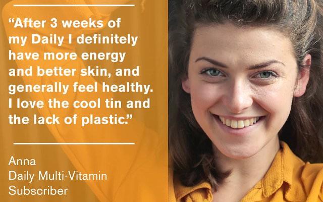 Dr Vegan Daily Multi-Vitamin