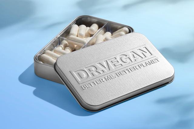 FREE Dr Vegan Vitamin Tin