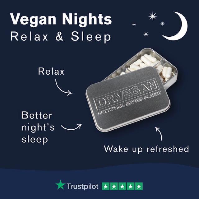 Vegan Sleep Supplements