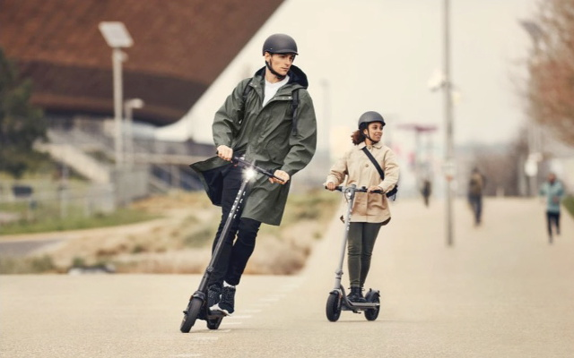 Pure Electric Scooters
