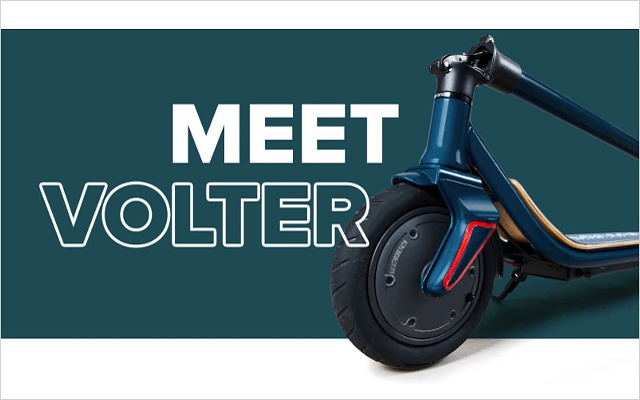 Volter Electric Scooter Discount Code