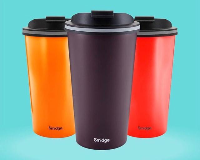 Smidge (We Are Smidge) Reusable Coffee Travel Cup