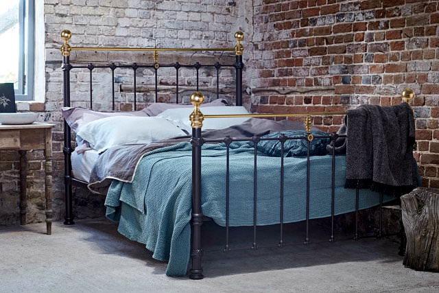 Cast Iron Cornish Beds