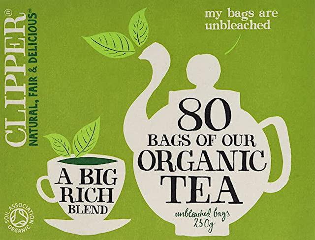 Good Club Organic Clipper Tea